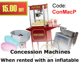 Concession Machines Package