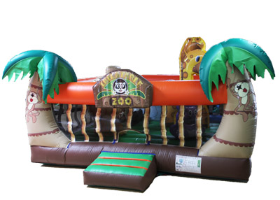 Inflatable Zoo Combo Rental