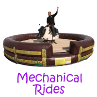 Silverado Mechanical Bull Rental