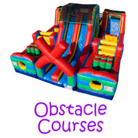Rossmoor Obstacle Courses, Rossmoor Obstacle Rentals