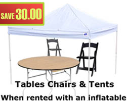 Table Chair Rental