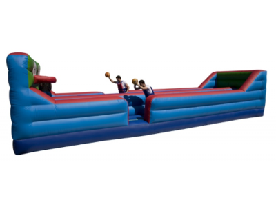 inflatable bungee basketball rental